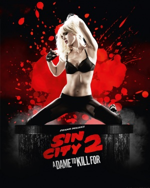 Sin City: A Dame to Kill For 1808x2264