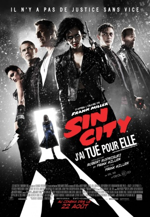 Sin City: A Dame to Kill For 972x1404