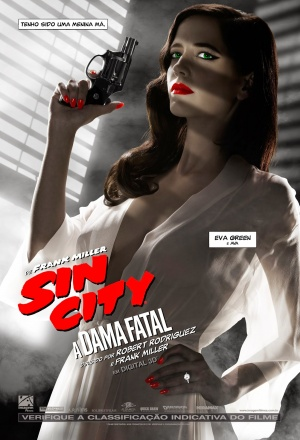 Sin City: A Dame to Kill For 1397x2048