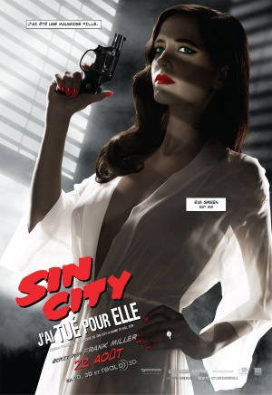 Sin City: A Dame to Kill For 1444x2100