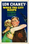 While the City Sleeps poster