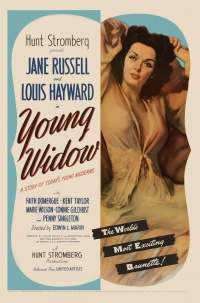 Young Widow poster