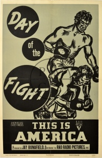Day of the Fight poster