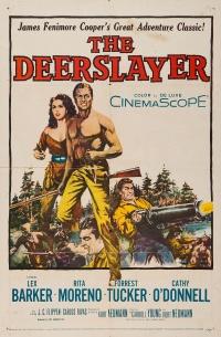 The Deerslayer poster