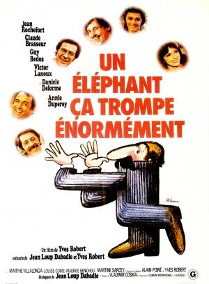 Un éléphant ça trompe énormément 2629x3565