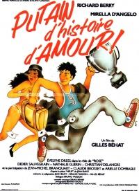 Putain d'histoire d'amour poster