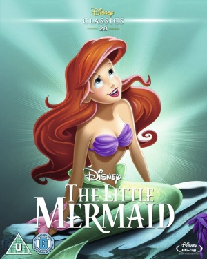 The Little Mermaid 1201x1500