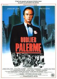 Dimenticare Palermo poster