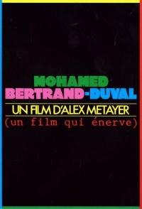 Mohamed Bertrand-Duval poster