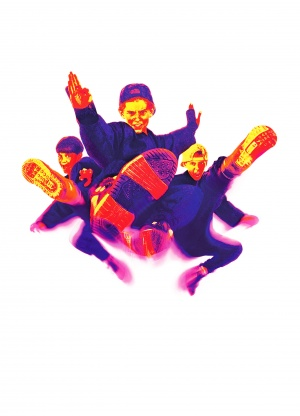 Ninja Kids 2164x3000