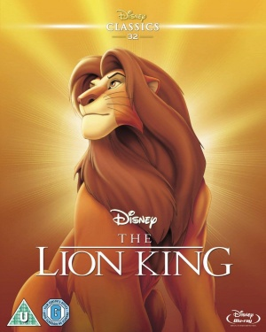 The Lion King 1201x1500