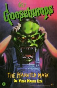 Ultimate Goosebumps poster