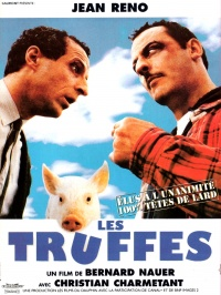 Les truffes poster