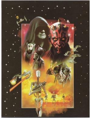 Star Wars: Episodio I - La amenaza fantasma 1700x2200