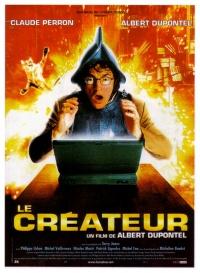 Le créateur poster
