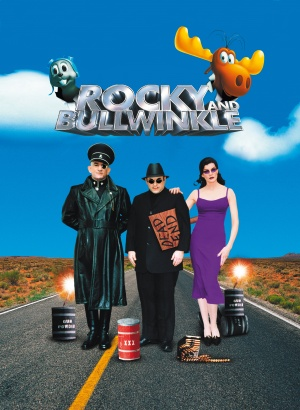 The Adventures of Rocky & Bullwinkle 3663x5000