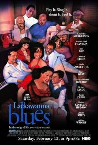 Lackawanna Blues poster