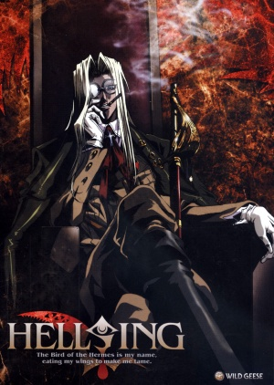 Hellsing Ultimate 1495x2103