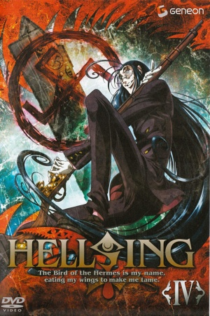Hellsing Ultimate 1389x2087