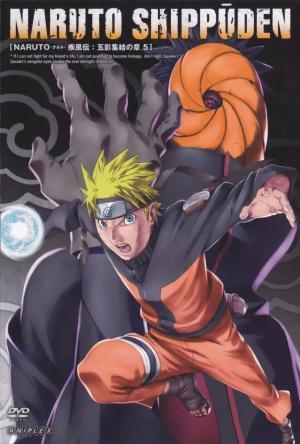 Naruto Shippuden 2458x3635
