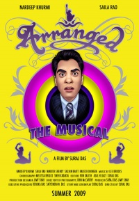 Arranged: The Musical poster