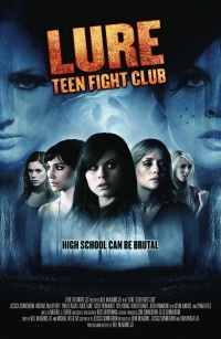A Lure: Teen Fight Club poster