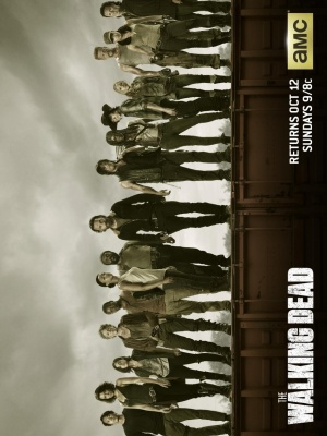 The Walking Dead 1180x1573