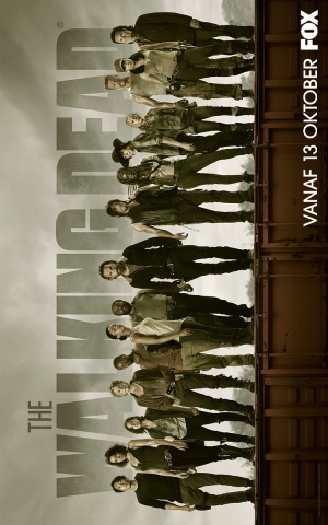 The Walking Dead 750x1200