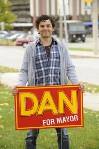 Dan for Mayor poster
