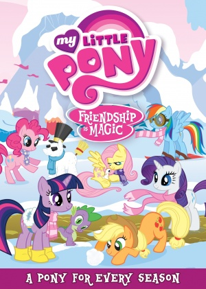 My Little Pony: Friendship Is Magic 1530x2145