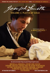Joseph Smith: Plates of Gold poster