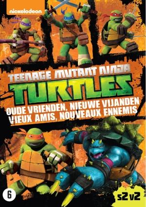 Teenage Mutant Ninja Turtles 1276x1815