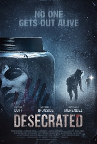 Desecrated poster
