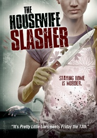 The Housewife Slasher poster