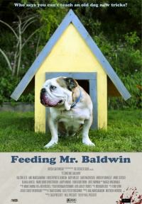 Feeding Mr. Baldwin poster