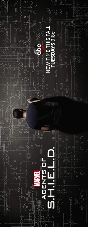 Agents of S.H.I.E.L.D. 1361x3500