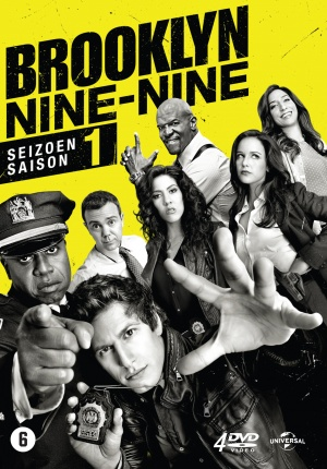 Brooklyn Nine-Nine 1549x2219
