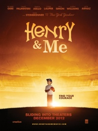 Henry & Me poster