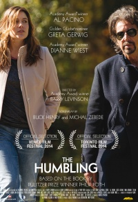 The Humbling poster