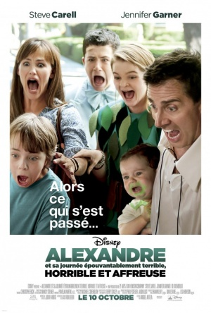 Alexander and the Terrible, Horrible, No Good, Very Bad Day 567x840