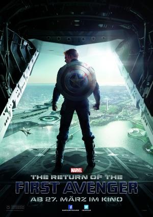 Captain America: The Winter Soldier 2455x3473
