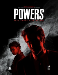 Powers poster