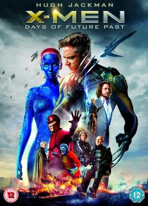 X-Men: Days of Future Past 1081x1500
