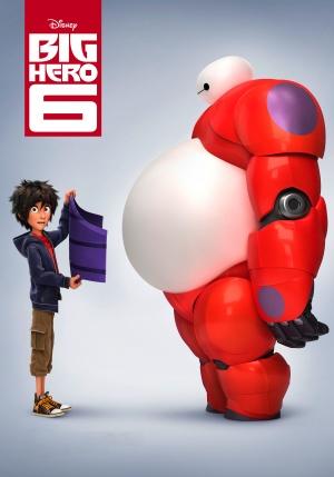 Big Hero 6 1600x2286