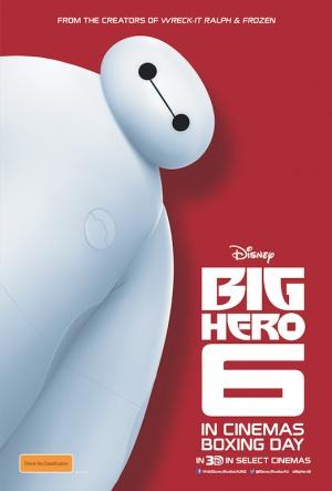 Big Hero 6 523x773