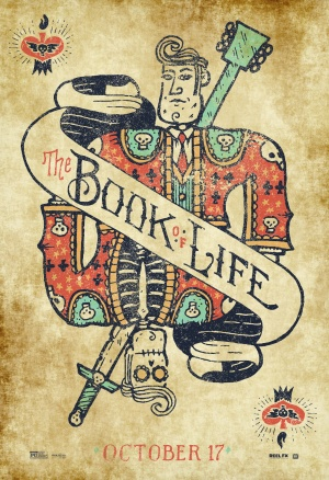 The Book of Life 2057x3000