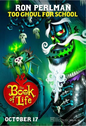 The Book of Life 1024x1495