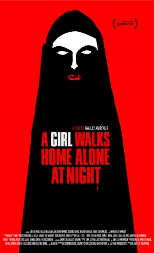 A Girl Walks Home Alone at Night 792x1302