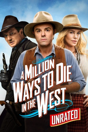 A Million Ways to Die in the West 1400x2100