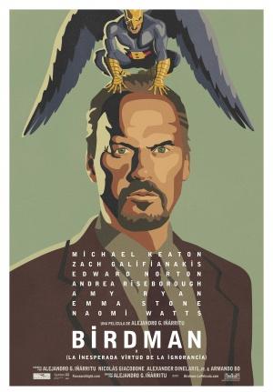 Birdman oder (Die unverhoffte Macht der Ahnungslosigkeit) 3483x5000